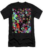 Orbs Men's T-Shirt (Athletic Fit)
