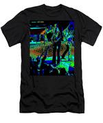 Outlaws #16 Art Psychedelic Men's T-Shirt (Athletic Fit)