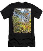 Overlooking The Gorge Men's T-Shirt (Athletic Fit)