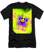 Pansy Power 59 Men's T-Shirt (Athletic Fit)