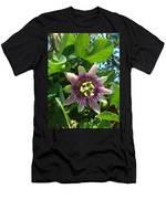 Passion Flower 1 Men's T-Shirt (Athletic Fit)