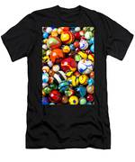Pile Of Marbles Men's T-Shirt (Athletic Fit)