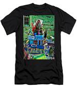 Plastic Jesus Men's T-Shirt (Athletic Fit)