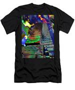 Popart In The Sky Men's T-Shirt (Athletic Fit)