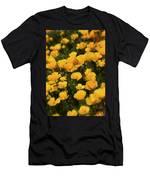Poppy Fields  Men's T-Shirt (Athletic Fit)