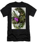 Portrait Of Orchids Men's T-Shirt (Athletic Fit)