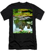 Prince Charmings Lily Pond Men's T-Shirt (Athletic Fit)