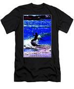 Rad Skimboarder Men's T-Shirt (Athletic Fit)