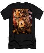 Radio Sign 2 Men's T-Shirt (Athletic Fit)