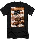 Raisin Bread Men's T-Shirt (Athletic Fit)