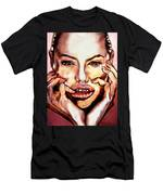 Read My Lips Men's T-Shirt (Athletic Fit)