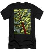 Red River Through Green Hills Men's T-Shirt (Athletic Fit)
