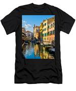 Reflections Of Venice II Men's T-Shirt (Athletic Fit)