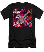 Retro Trumpets Men's T-Shirt (Athletic Fit)