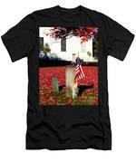 Revolutionary War Hero Men's T-Shirt (Athletic Fit)