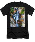 Rocky Mountain Cascade Men's T-Shirt (Athletic Fit)
