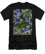 Royal Purple Men's T-Shirt (Athletic Fit)