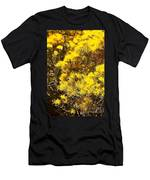 Santa Fe Yellow Men's T-Shirt (Athletic Fit)