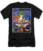 Saraswati 8 Men's T-Shirt (Athletic Fit)