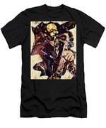 Sax Man One Men's T-Shirt (Athletic Fit)