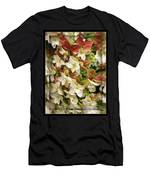 Seeing Double - Hydrangeas Men's T-Shirt (Athletic Fit)