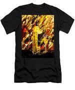 Sensual Nights  Men's T-Shirt (Athletic Fit)