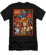 Shadow Box Collection Men's T-Shirt (Athletic Fit)