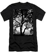 Shady Silhouette Men's T-Shirt (Athletic Fit)