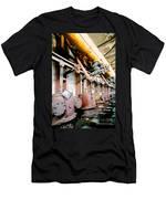 Shutdown Old Coking Plant Men's T-Shirt (Athletic Fit)