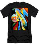 Silenced Desires Men's T-Shirt (Athletic Fit)
