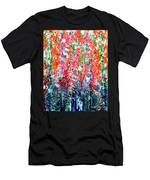 Snapdragons Poster Men's T-Shirt (Athletic Fit)
