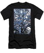 Snow Bright Men's T-Shirt (Athletic Fit)
