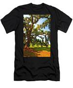 Southern Comfort Painted Men's T-Shirt (Athletic Fit)