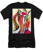 Spanish Guitar Men's T-Shirt (Athletic Fit)