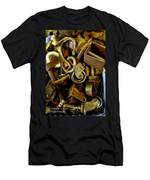 Spare Parts Men's T-Shirt (Athletic Fit)