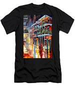 Sparkling French Quarter Men's T-Shirt (Athletic Fit)