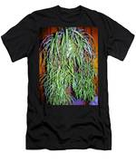 Spider Plant Men's T-Shirt (Athletic Fit)