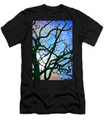 Spring Approaches Men's T-Shirt (Athletic Fit)