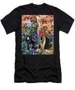 Spring In A Basket Men's T-Shirt (Athletic Fit)
