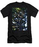 Squiggly Branches Men's T-Shirt (Athletic Fit)