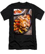 Steak Fajitas Men's T-Shirt (Athletic Fit)