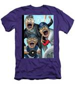 Strike Zone Men's T-Shirt (Athletic Fit)