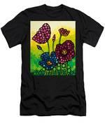 Summer Garden 2 Men's T-Shirt (Athletic Fit)