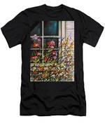 Summer Inside And Out Men's T-Shirt (Athletic Fit)