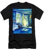 Summer Morning Visitors  Men's T-Shirt (Athletic Fit)