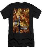 Swan Street Men's T-Shirt (Athletic Fit)