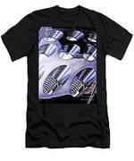 Tail Light Detail Men's T-Shirt (Athletic Fit)