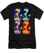 Tarzan Goes Pop Men's T-Shirt (Athletic Fit)