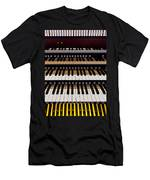 Teeth Of An Instrument Men's T-Shirt (Athletic Fit)