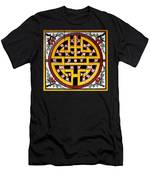 Temple Door 04 Men's T-Shirt (Athletic Fit)